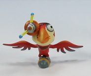 Parrot Pal Toy
