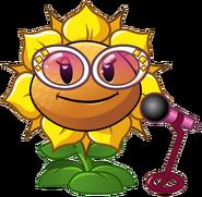 Sunflower Singer HD