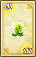 Dandelion Card