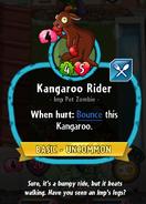 Kangaroo Rider Oldstats