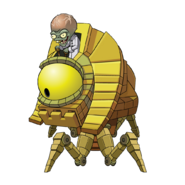 HD Improved Zombot Sphinx-inator