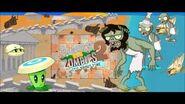 Plants vs Zombies 2 Custom Music - Ancient Greece Demonstration Mini Game