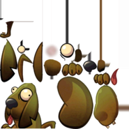 Zombie's Best Friend textures