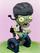 Зомби-полицейский из торгового центра