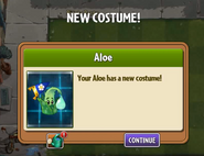 Got New Costume Aloe