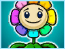 Rainbow Flower icon