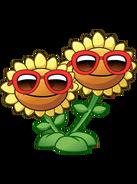 Twin Sunflower AS