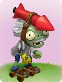 Rocket Zombie2