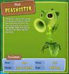 1. Peashooter