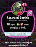 Paparazzi Zombie Description