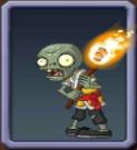 Torch Monk Zombie almanac seed