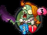 Танцующий зомби в стиле кантри