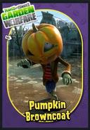 Pumpkin Browncoat 2