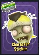 Dr. Chester Sticker4