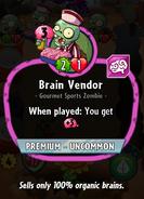 Brain Vendor Old Description