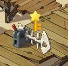 Pirate Seas Gate O Closed