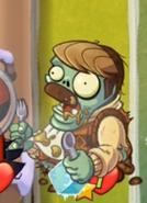 Overstuffed ZombieFrozen