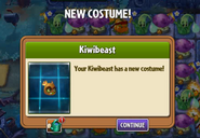 New Costume Kiwibeast2