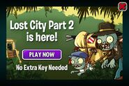 Lost City Part 2 is here
