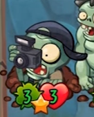 Paparazzi Zombie Idling