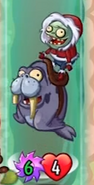 Walrus Rider About Attack
