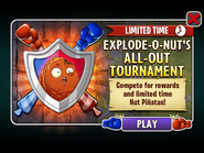 Explode-o-Nut's All-Out Tournament