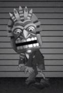 Zombie Totem
