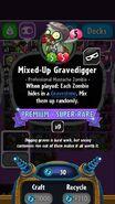 Mixed-Up Gravedigger statistics