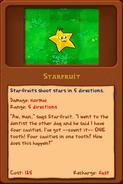 New Starfruit almanac