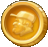PVZ2 Golden Coin
