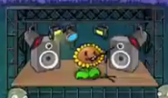 Sunflower at credits