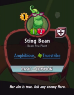 Old Sting Bean