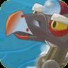 Zombot Battle Eagle-tron2