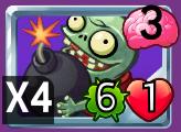 Exploding imp New Card