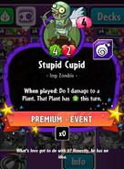Stupid Cupid Statistics