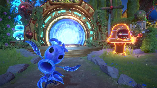 Screenshot with Plasma Pea