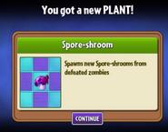 Got Spore-shroom