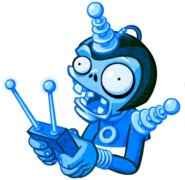 Replicator Zombie Holo2