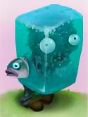 Ice Block Zombie2