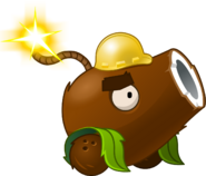 Coconut Cannon(Halloween)