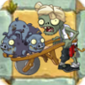 PVZOL Pig Carrier Zombie