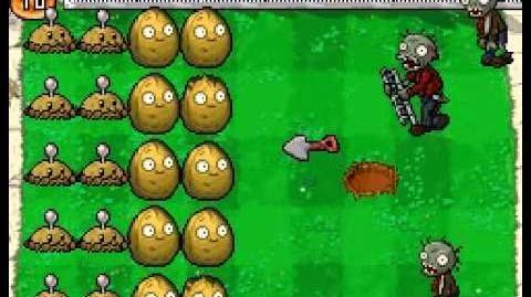 Plants vs Zombies DS BOMB all togheter!