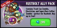 Rustbolt Ally Pack