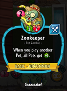 Zookeeper Old Stats