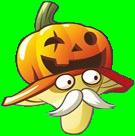 Flame Mushroom's Costume Stage 3