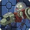 Mechanical Wolf Zombie