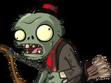 Зомби с оружием дальнего боя