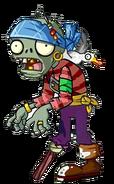 Seagull Zombie Concept