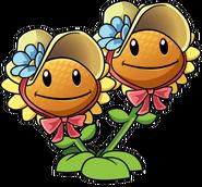 HDEasterTwinSunflower