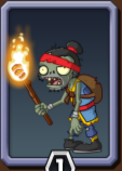 Torch Kung-Fu Zombie Icon2
